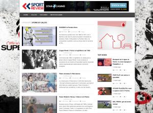 sito di sport